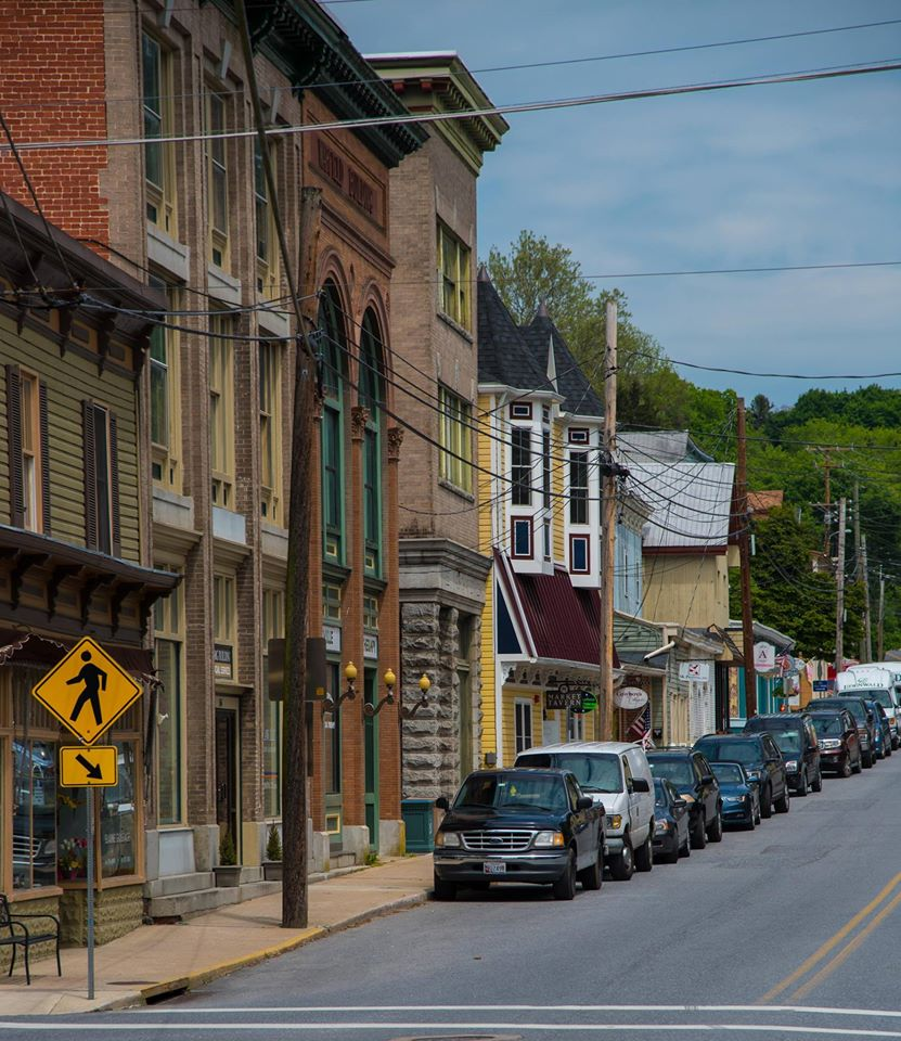 sykesville nominated for coolest small town in america