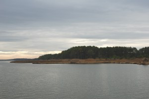 Protected property along Slaughter Creek, Dorchester County
