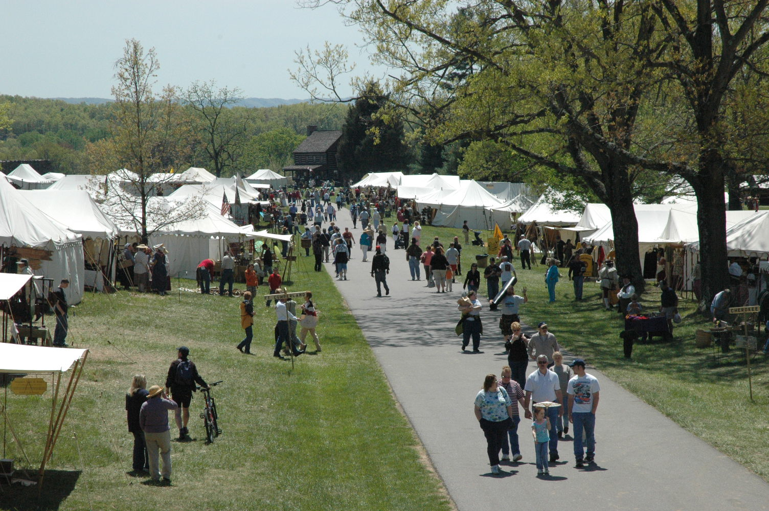 Fort Frederick State Park To Host 20th Annual Market Fair