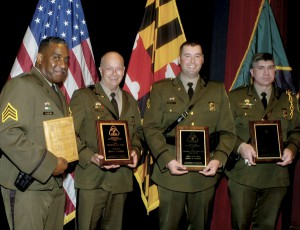 NRP Officers at Annual Awards Ceremony