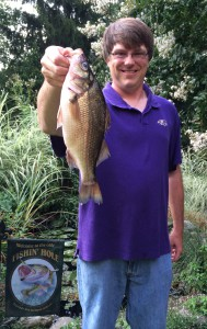 State Record White Perch