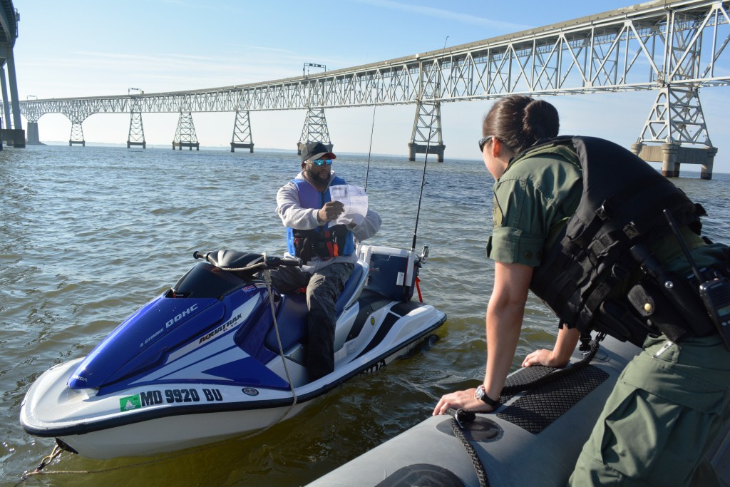 Nrp steps up patrols as boating season gets underway for Maryland fishing license
