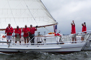 Skipjack Nathan and Crew