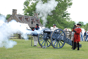 French and Indian War Reenactment
