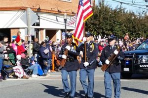 Veterans Day Parade in Leonardtown