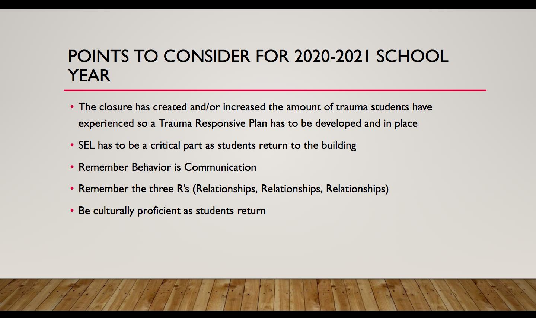 Summer Success: Maryland's School Safety Seminar Series