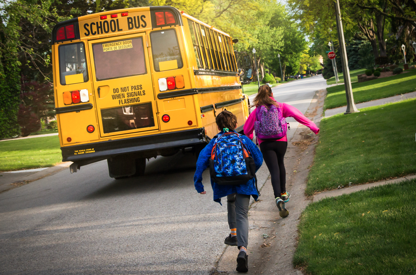 National School Bus Safety Week During a Pandemic