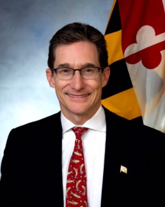 MDE Secretary Ben Grumbles