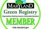 Maryland Green Registry Logo