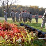 Recruit Sustainment Program gives back to the environment