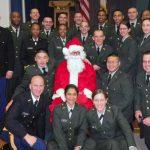 OCS Class 52 candidates get festive