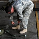 MDNG Soldier First National Guard Green Beret to Successfully Jump with Prosthetic