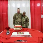 Army embraces change — welcomes new command