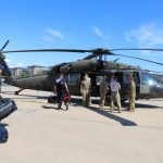 Helicopter Aquatic Rescue Team Deploys for Hurricane Florence