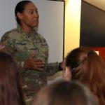 Top MD military leader speaks to BiH youth