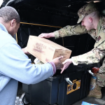 Maryland National Guard helps cruise passengers get home