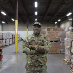 Behind the Uniform: Pvt. Anthony James