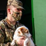 KFOR Soldiers assist vet clinic