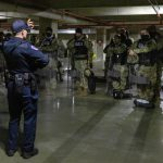MDNG Soldiers and U.S. Capitol Police Unite for Security Mission