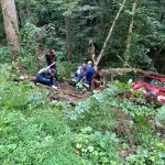 Citizen-Soldier Save Lives in Smoky Crash