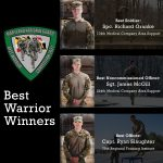 Springing Forward to Victory: 2021 Maryland Best Warrior Competition