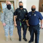 Maryland Defense Force Serves the Community